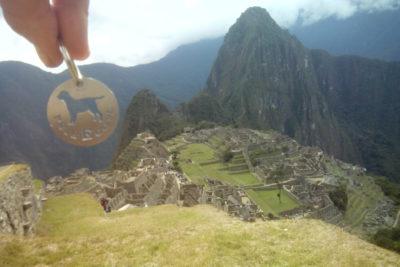 Pozdrowień moc dla psieEgo z Peru!