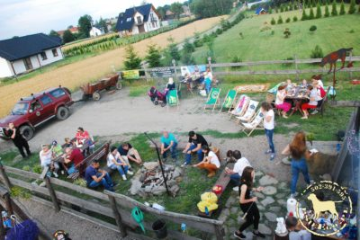 Piknik rodzinny Centrum Progres z Oświęcimia