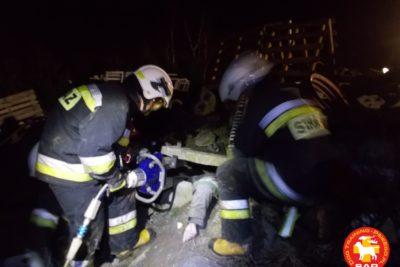 Search and Rescue Dog Training GRUZY z OSP Inwałd