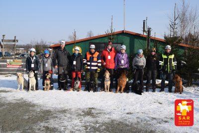 Search and Rescue Dog Training GRUZY z Pawłem Zielińskim