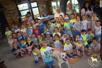 Dzień Dziecka z Przedszkolakami z Tomic