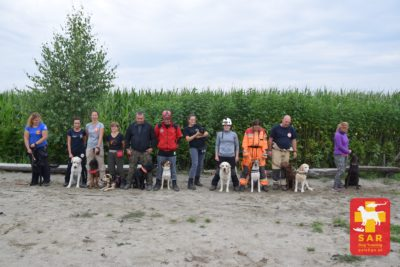 Search & Rescue Dog Training z Ladislav Pozdnicek