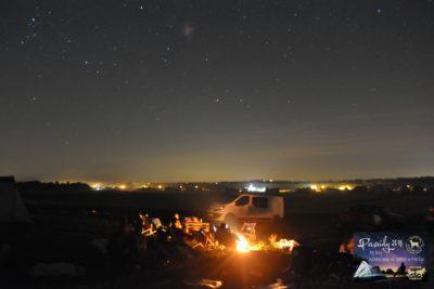 Noc Perseidów w psieEgo