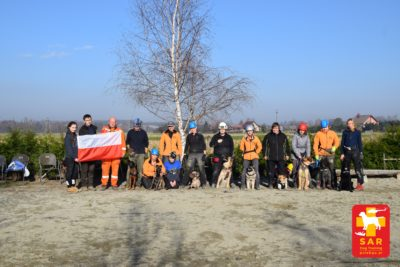 Search and Rescue Dog Training dla MCGPR