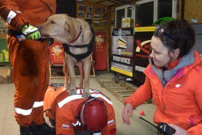 SAR Rescue Team Training 1.19 – kortyzol zespołu pod kontrolą.