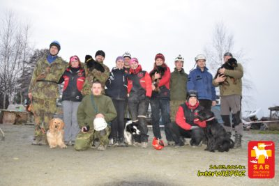 Search and Rescue Dog Training InterWieprz