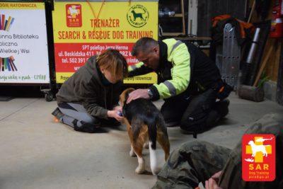 #2/#11 Szkolenie Kandydatów na Pozorantów KR SAR DT psieEgo