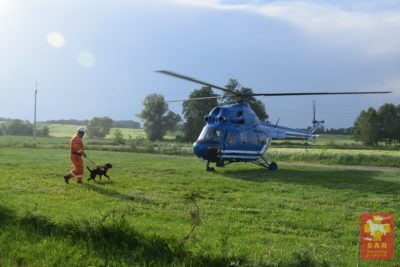 Search and Rescue Dog Training Mi-2