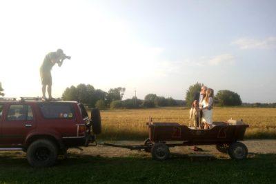 Ślubna sesja fotograficzna w psieEgo