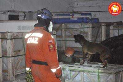 Treningi poszukiwawczo-ratownicze [SAR DT]